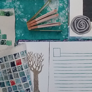 Andrea Trace Journaling Workshop